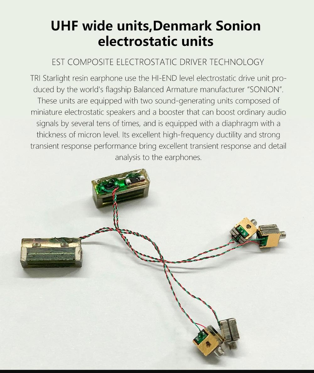fidelidade fone ouvido 4 unidades unidade eletrostática
