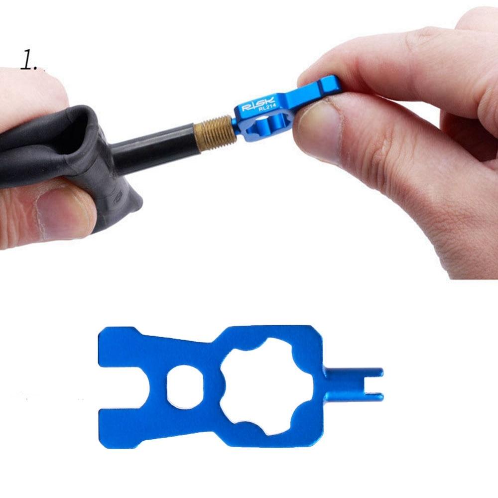 4 в 1, портативный инструмент для ремонта велосипеда