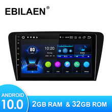 Auto Radio Multimedia Player Für Skoda Octavia 3 A7 2013-2018 Android 10,0 Autoradio GPS Navigation DVR Kamera WIFI IPS Bildschirm