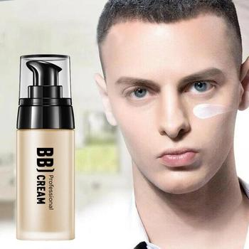 40ml Face Concealer Natural BB Cream for Men Face Foundation Bas Effective Care Sunscreen Whitening Skin Men Makeup