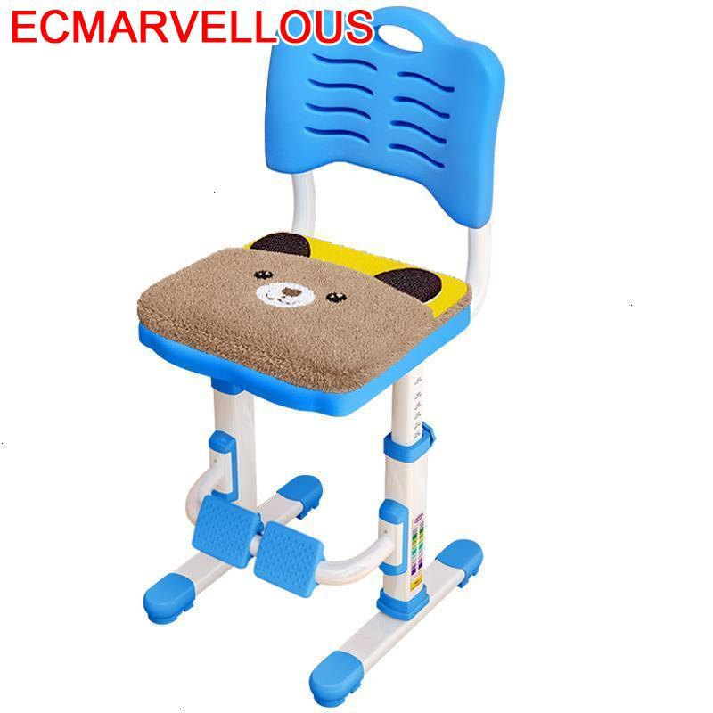 Silla De Estudio Kinder Stoel Pour Couch Table For Meble Dzieciece Chaise Enfant Baby Adjustable Kids Furniture Children Chair