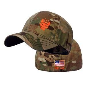 """Image 5 - TSNK casquette tactique en argile/Jason Hayes, """"équipe militaire de sceau"""", casquette militaire pour hommes et femmes, boîte en papier à rabat extensible"""