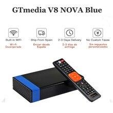 Beste 1080P Gtmedia V8 NOVA Blau DVB-S2 Update Gtmedia V8X H.265 Gebaut in Wifi Gtmedia V8 Ehre Keine app