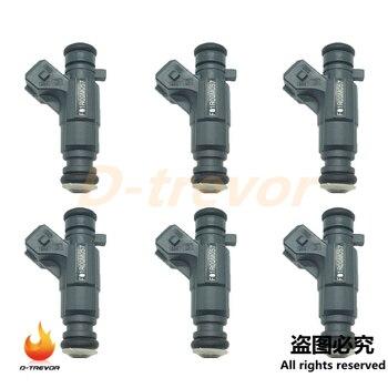 6Pcs OEM F01R00M057 Fuel Injector Nozzle