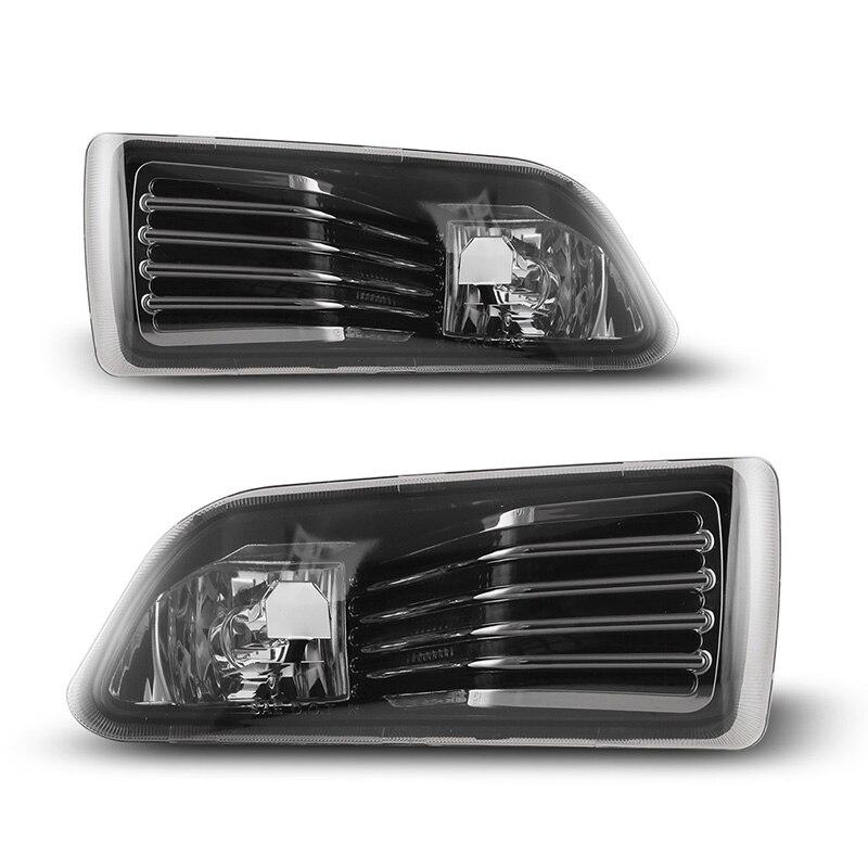 Case For Scion TC 2005 2006 2007 2008 2009 2010 Fog Light Halogen Fog Lamp Bulb H11 12V 55W With Wiring Kit Shipping Free