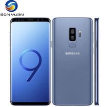 Samsung Galaxy S9 artı S9 + G965U G965F orijinal Unlocked LTE cep telefonu Octa çekirdek 6.2