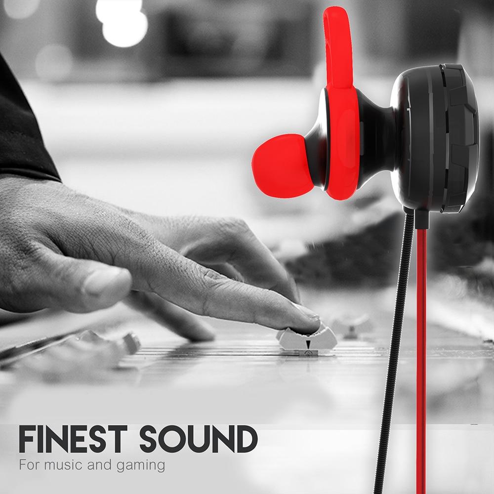 Fantech EG1 In-Ear Gaming Earphone 9