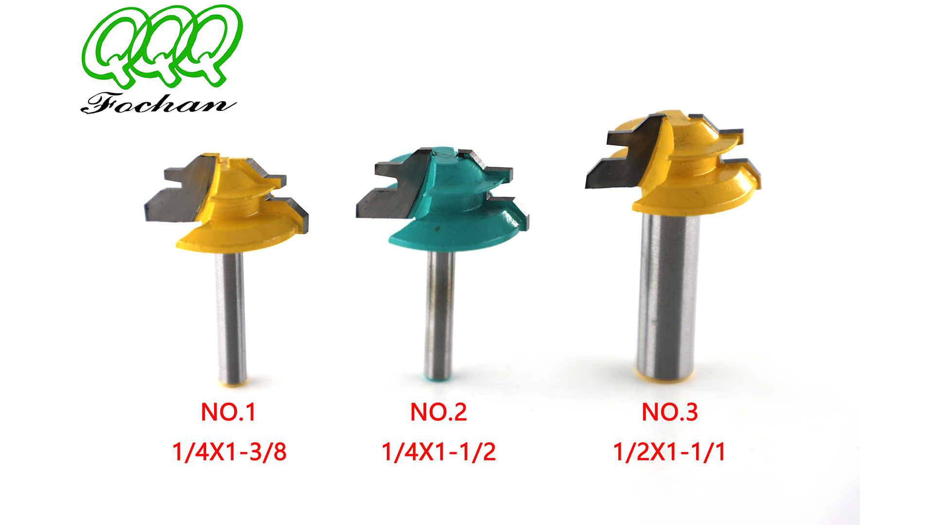 1 шт 45 градусов Концевая фреза для создания соединений в Ус с Bit1/4 дюйма, хвостовая фреза по дереву для соединения шип-паз инструмент фреза бу...
