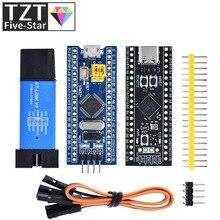 ST-LINK V2 symulator pobierz STM32F103C8T6 ARM STM32 minimalna płyta rozwojowa systemu STM32F401 STM32F411 STM32F4