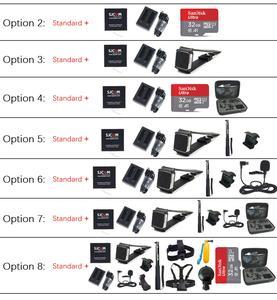 Image 5 - Original SJCAM SJ8 Series SJ8 Air & SJ8 Plus & SJ8 Pro Action Camera 1290P 4K WIFI Remote Control Waterproof Sports DV
