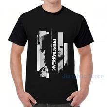 Prison Break(2) Gráfico T-Shirt dos homens cobre t mulheres t shirt homens engraçado impressão O-pescoço Manga Curta t-shirts