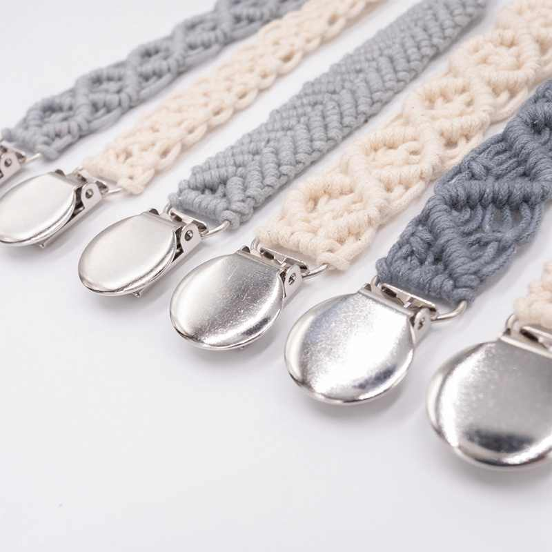 Baby Pacifier Chain Pacifier Clips Rope Anti-chain Anti-off Rope Maternal and Infant Supplies Trade Leather