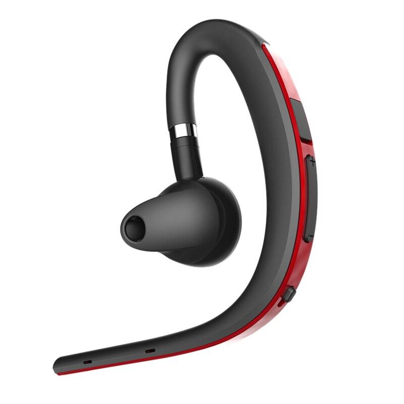 Voice Control Bluetooth Earphone Sport Headphone Handsfree Mic Microphone for Phone Car Driver Wireless Business Headset-Hot