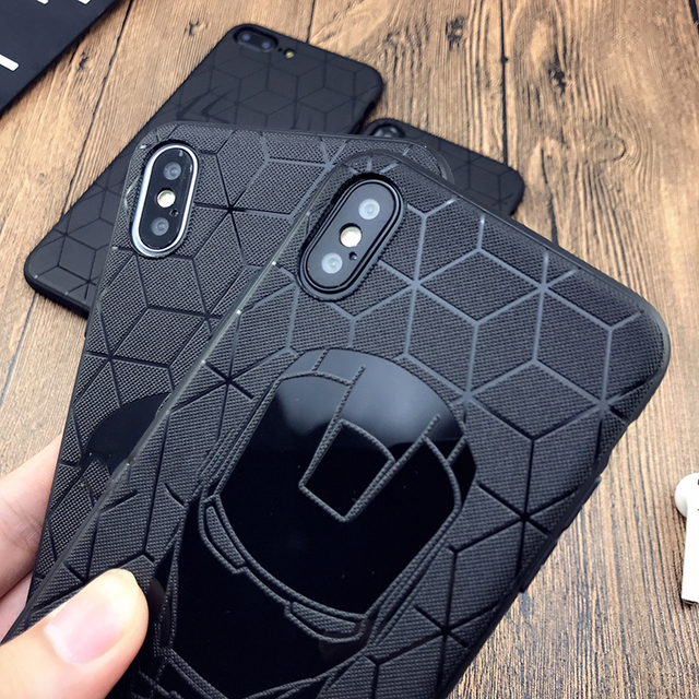Heroes Black Phone Cases for Iphone (7 Designs) 4