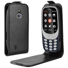 Чехол-книжка для Nokia 3310 4G, силиконовый чехол-бумажник из искусственной кожи, чехол-книжка для телефона Nokia 3310 3G TA-1022 TA-1036 TA-1006