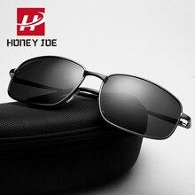 Vintage Retro Brand Designer Mens Polarized Sunglasses Square Driving Eyewear Me