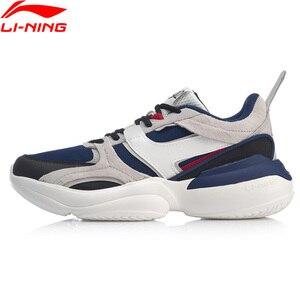 Image 3 - Li ning Zapatillas deportivas con forro Retro para hombre, zapatos deportivos ligeros, estilo MEDALIST li ning GLORY 92, AGLP083 YXB327