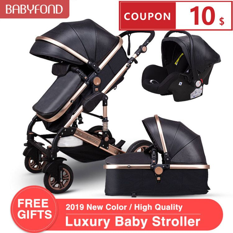 <font><b>3</b></font> <font><b>in</b></font> <font><b>1</b></font> <font><b>baby</b></font> strollers and sleeping basket newborn 2 <font><b>in</b></font> <font><b>1</b></font> <font><b>baby</b></font> stroller Europe <font><b>baby</b></font> <font><b>pram</b></font> one parcel with car seat image