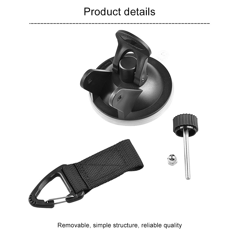 1% 2F2% 2F4PCS Heavy Duty Suction Cups Tie Downs with Hook for Car Tent Sucker Thewn Windshield Camping Tarp Boat RV