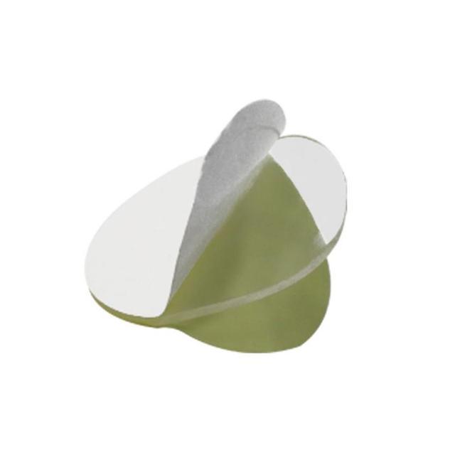 25 millimetri 40pcs rotondo Creativo nessuna traccia acrilico trasparente a doppia faccia adesivo super sticky forte impermeabile colla della colla