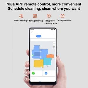 Image 5 - Yeni Xiaomi Pro Stytj02YM Mijia Mi Robot vakum paspas süpürme Cleaner2 LDS APP kontrolü Mi ev 2100pa kuru ıslak temizlik ev cihazı