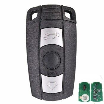 Автомобильный Дистанционный ключ Wilongda 434 МГц pcf7945 pcf7952, автомобильные аксессуары для BMW E90 CAS3 1 3 5 6 серия X1 X5 X6 Z4, Автомобильный ключ