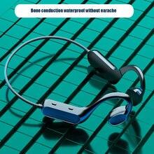 Беспроводные bluetooth наушники g200 с костной проводимостью