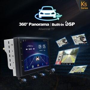 Image 4 - Ownice K1 K2 K3 Octa Core Android 10.0 2G Ram 32Gb Rom Ondersteuning 4G Lte Sim Netwerk auto Gps 2 Din Universele Autoradio Dvd speler