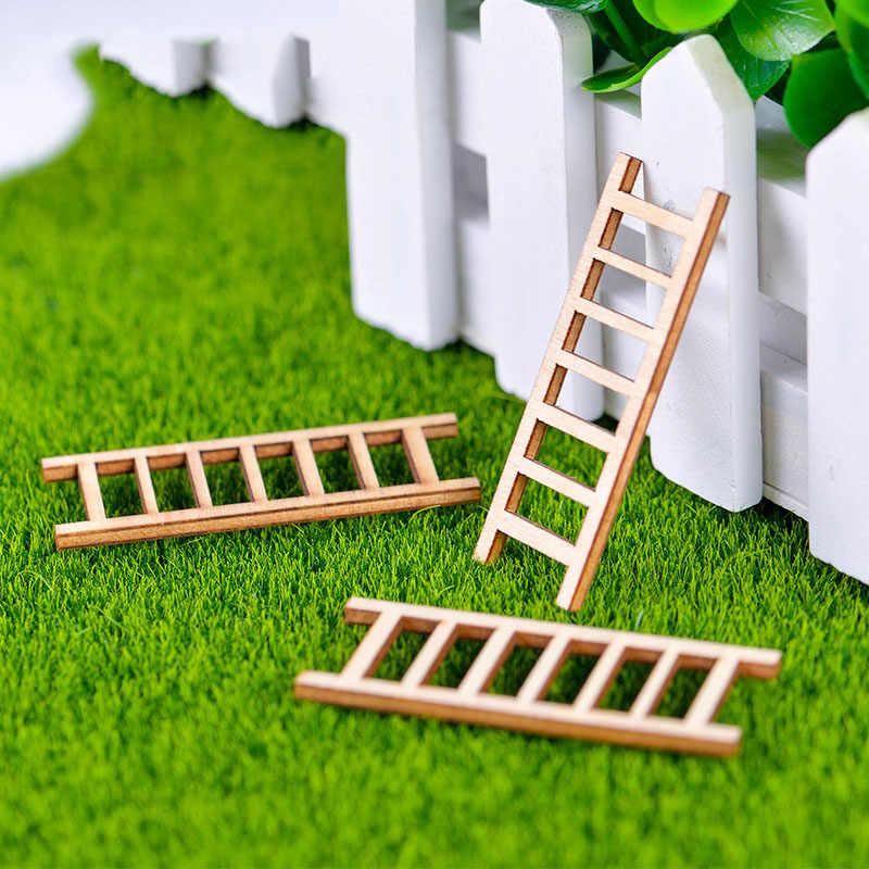 Mini Faro Acqua di Pozzo Ponte Figurine In Miniatura Mestiere Fairy Garden Gnome Muschio Terrario Regalo FAI DA TE Ornamento Arredamento Da Giardino