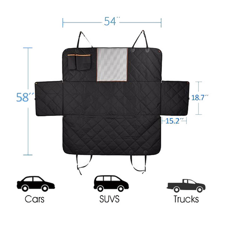 Waterproof Dog Seat Cover With Non Slip Surface For Pets And Cats 1