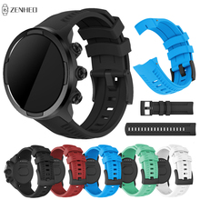 Wristband-Strap Smart-Watch-Band SUUNTO Silicone for 9-Replacement Sport D5/spartan