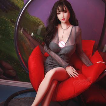 SexDoll 165cm TPE Sex Doll Realsize Sex Doll Big Breast Sexy Ass Lifelike Anal Vagina Adult Love Doll Realistic Sex Doll for Men aidoll tpe silicone 165cm sex dolls adult toy anime sex doll for men tpe life size love doll realistic real vagina anal boobs