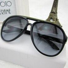 Vazrobe Vintage Sunglasses Men Women Oversized Sun Glasses for Man Aviation Fema