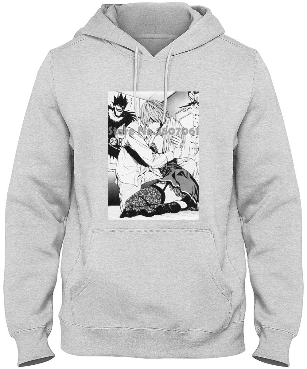 Kira and Shinigami Death Note Anime Unisex Hoodie Men//Women