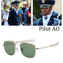2020 NEW brand Aviation Sunglasses Men Brand Designer Americ