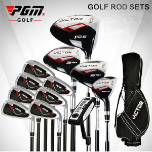 Image 5 - Adults Men Professional Complete Full Set of 12 Golf Clubs Bag Right Hand Putter Steel Wood Carbon Swing Putting Trainer Aids