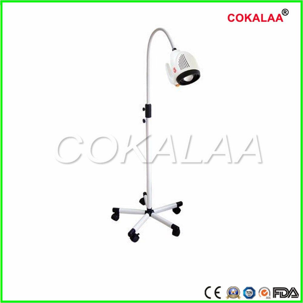 Good Quality 21W LED  Floor Standing  Medical Exam Light LED Exam Dental Surgical Light Dental Lamp