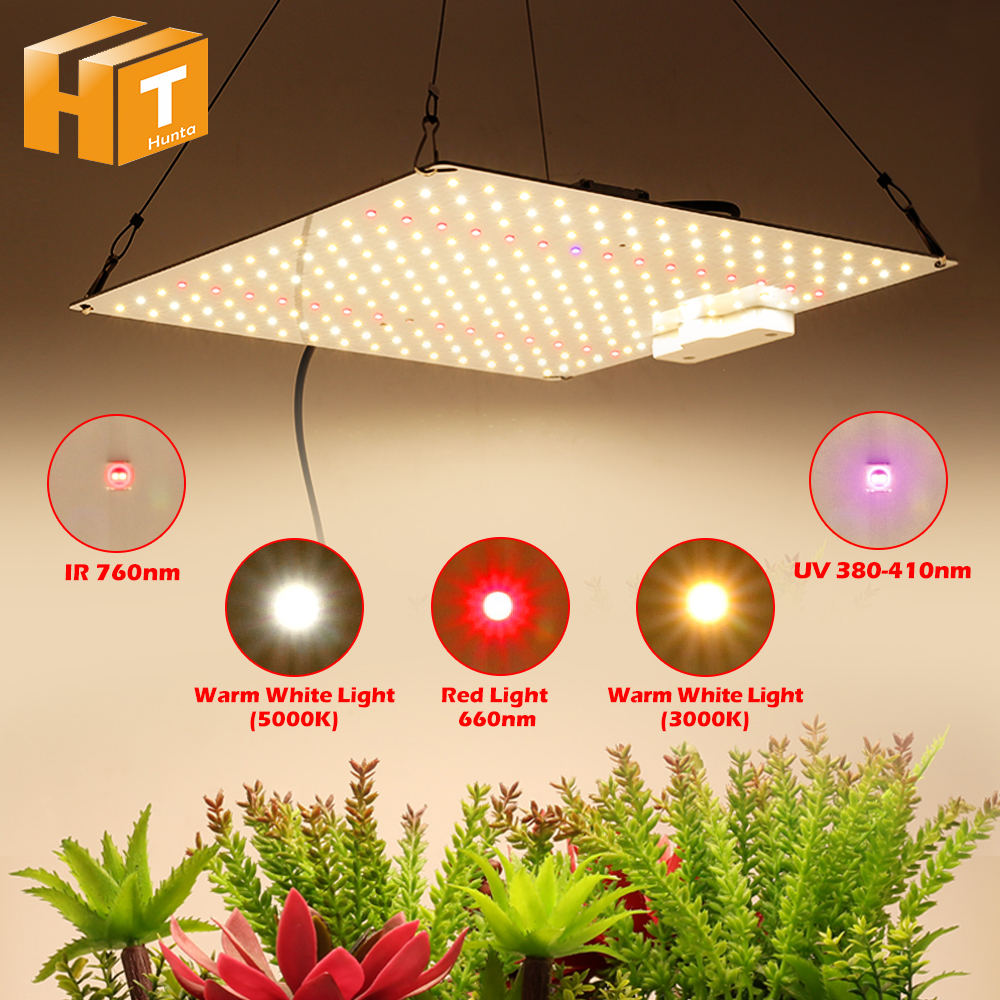 1000W Samsung LM281B Full Spectrum LED Grow Light Quantum Sunlike Grow Lamp For Greenhouse Plant Growth Lighting