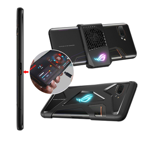 Image 5 - ASUS ROG Phone 2 Global Version Gamingphone 512GB ROM 12GB RAM ZS660KL OTA Update Snapdragon 855 Plus 6000mAh NFC Android9.0