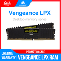 CORSAIR Vengeance LPX 8GB GB DDR4 16 PC4 2400Mhz 3000Mhz 3200Mhz Módulo 2400 3000 PC Cmputer 16GB 32GB DIMM de Memória RAM de Desktop