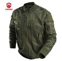 2020 Spring Autumn Men Tactical Military jacket Bomber Army Parka Outdoor Windproof Multipockets Combat Airsoft Outwear