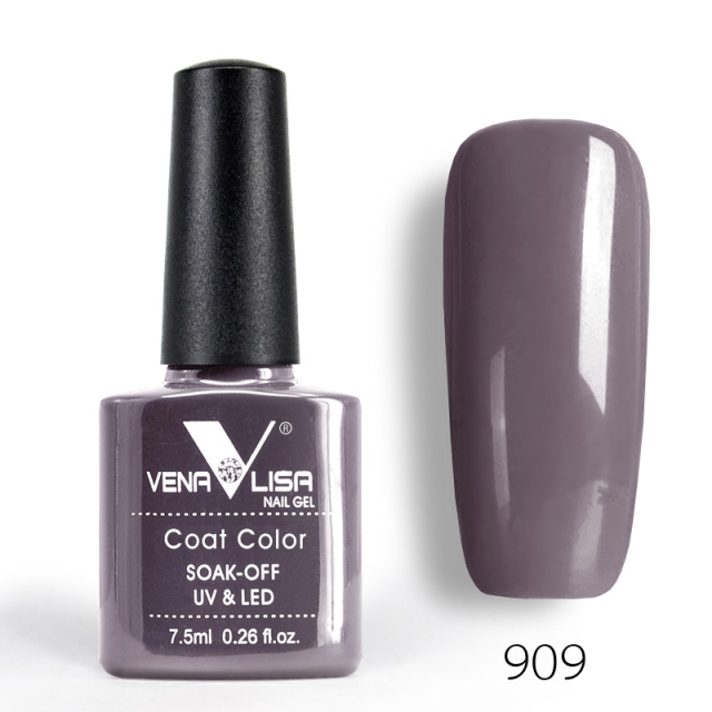 Venalisa Fashion Shiny 7.5 ML Soak Off UV Gel Nail Gel Polish Cosmetics Nail Art Manicure Nails Gel Polish Tips Nail Varnish L1
