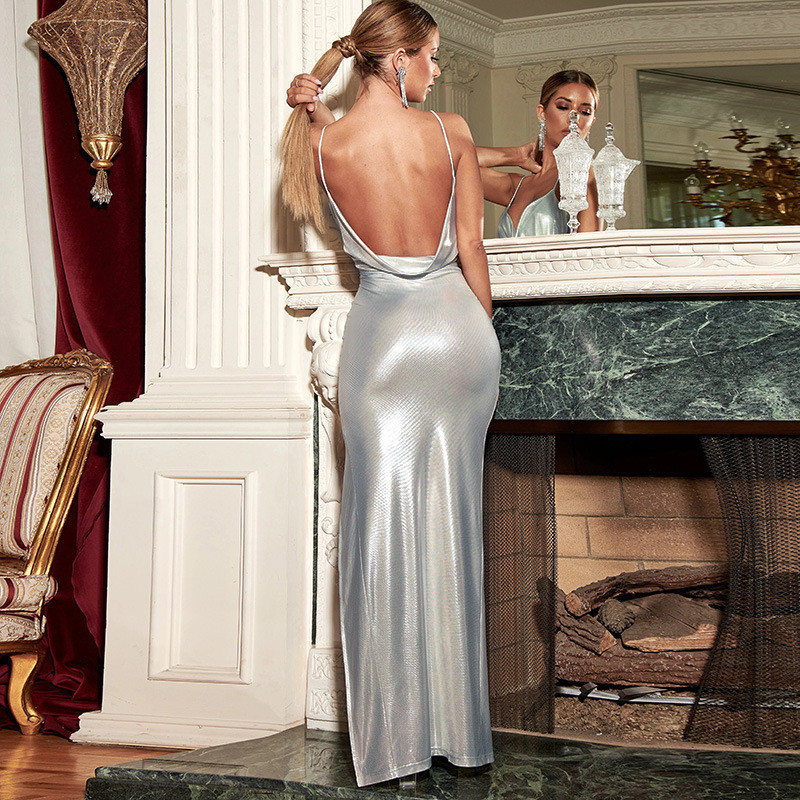 backless midi party dress19