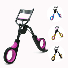 3D Dynamic Eyelash Curler Red And Black Two-Tone Wide Angle Easy Stereotypes Beauty Makeup Tool Eye Lashes Curling Clip