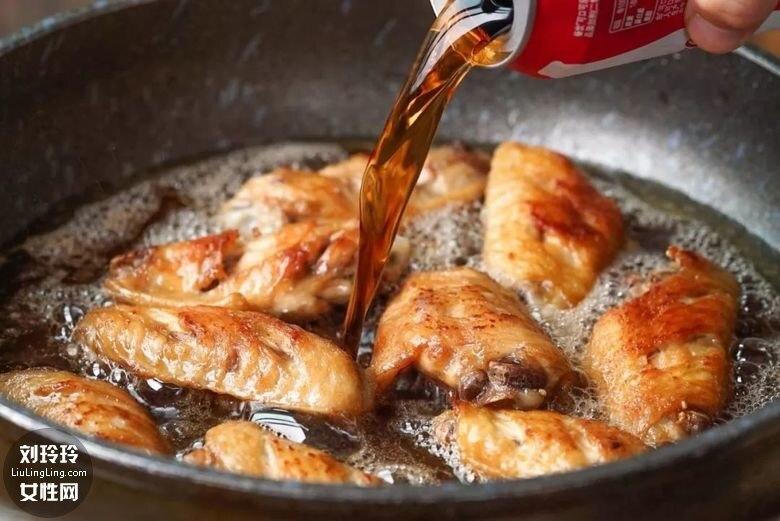 家常可乐鸡翅最简单做法 可乐鸡翅的做法4