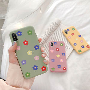 Hot Selling Weep Yafeng Flower iPhone Phone Case X a X 8plus7 x r Applicable Apple X Silicone WOMEN'S 6