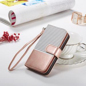 Image 2 - 9 Card Holder Wallet Case for Apple iPhone 11 Pro Max Xs X XR 8 7 6 6S Plus 5 5s SE Flip Leather Detachable Magnetic Phone Case