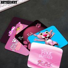 High Quality Pink Panther gamer play mats Mousepad Smooth Writing Pad Desktops Mate gaming mouse pad