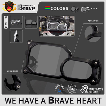 CNC Motorcycle Headlight Guard Protector For BMW F650/F700/F800 GS/Adventure F800R F800GS F700GS F650GS F 800/700/650 GS for bmw f650gs abs 2011 2012 motorcycle accessories motorbike headlight protector cover grill guard cover f650 gs abs motobike