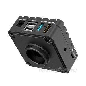 Image 3 - Mới 4K Ultra HD 60fps HDMI Và USB Đầu Ra Công Nghiệp Camera Kính Hiển Vi Cho SONY Imx226 Cảm Biến